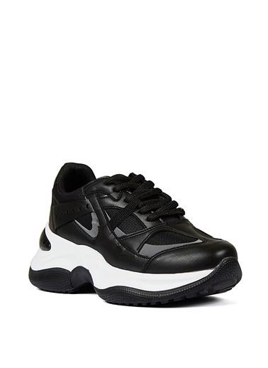Sole Sisters Spor Ayakkabı Siyah - Darya Siyah